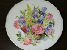 New listing Royal Doulton 2605 Seasons Flowers - Summer -Collector Plate for Marks & Spencer
