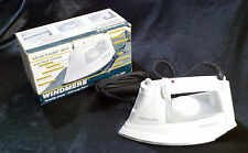 Windmere Steam 'N Glide Iron Deluxe Laundry Dry Ironing Variable with Blast New