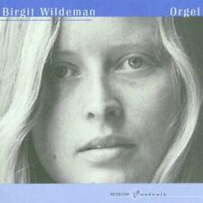 Birgit Wildeman Orgelmusik auf Föhr  [CD]