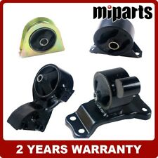 Front Right Rear Engine Motor Mount set 4pcs Fit for Mitsubishi Mirage  97-02