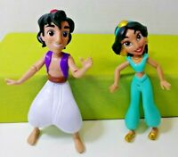 Disney Princess - Jasmine and Ali -Poseable Comic Selection