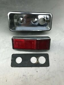 Alfa Romeo Spider 2 series KIT red side marker + bezel Altissimo 222000 - 220420