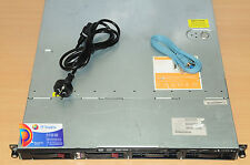 HP PROLIANT DL320 G6 E5540 5.8Gts 36GB Ram,  2x1TB SAS 7.2K P410 Raid 6MthWty