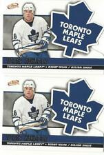 TIE DOMI Lot: 2 2003-04 Pacific Atomic McDonald's #47 NMMT Toronto Maple Leafs