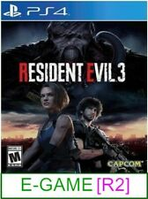 PS4 Resident Evil 3 [R2] ★Brand New & Sealed★