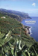 Portugal 2018 CTO Madeira 5v S/A Set Special Folder Fruit Flowers Plants Stamp