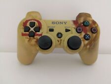 Manette PS3 Sony PlayStation Dualshock Collector God Of War Wireless Controller