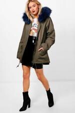 Cappotti e giacche da donna parke blu Taglia 42