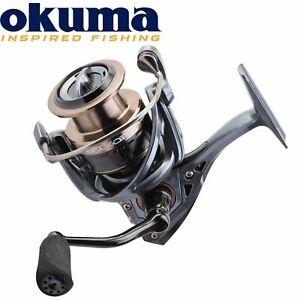 OKUMA Epixor XT Spinning Fishing Reel Front Drag Corrosion Resistant