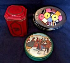 Vintage Marks & Spencer Tins ~ Empty ~ Collectable