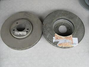 NEW FRONT DISC BRAKE ROTOR 2104212312 FOR MERCEDES CHRYSLER 2000-2006