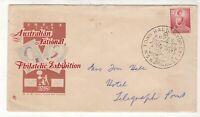 Australia National Philatelic exhibition Sydney special cancel cover 1959