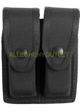Gould & Goodrich X627-2 Double Magazine Case Mag Pouch Nylon Fits Colt 1911 MINT
