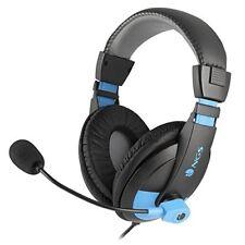Auricularesmicro NGS Msx9pro azul