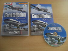 Constellation Professional PC DVD ROM Add-On Microsoft Flight Simulator X FSX