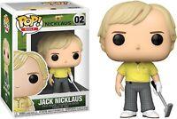 JACK NICKLAUS - FUNKO POP - BRAND NEW - GOLF 46841