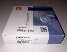 Piston Ring Set Daimler Benz 89.90mm NPR 8910650000 (M104/M111/M112) New