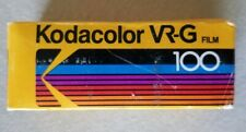 1x New Kodak Kodacolor VR-G 100 mm Color Film- EXPIRED 07/1988 - Free Shipping!