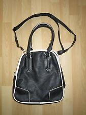 Black / Ivory Medium Size Bag from Next
