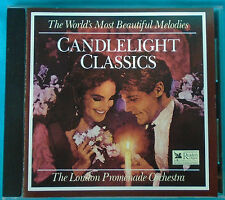Candlelight Classics: The World's Most Beautiful Melodies CD, London Orchestra
