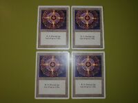 Conservator x4 Revised Edition 4x Playset Magic the Gathering MTG
