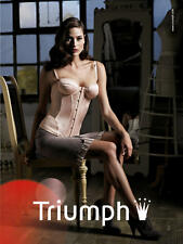 NEW / NEU / TRIUMPH Vintage Touch Corsage CRS light pink Korsage