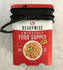 Readywise Ready Wise Emergency Food Supply - 124 Servings - 25 Year Shelf Life