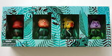 Sold Out New Disney Limited 2000 Alice in Wonderland Vinylmation Flower set
