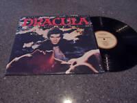 """Original Soundtrack """"Dracula"""" LP Laurence Olivier"""