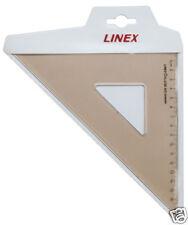Set square Linex College 432 21.5cm
