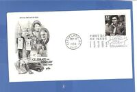 FIRST DAY ISSUE AMERICA SURVIVES DEPRESSION STAMP CELEBRATE THE CENTURY FDC