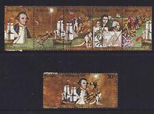 Australia 1970 Captain Cook Bicentenary Stamp Set