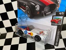"Hot Wheels 1966 Shelby Cobra 427 S/C - ""RED BULL RACING"" custom"