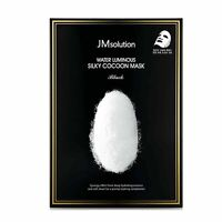 JMsolution Water Luminuous Silky Cocoon Mask 35ml x 10ea Mask pack Sheet