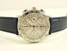 Maurice Lacroix 30586 Masterpiece Automatic Cronografo gangresere MEN WATCH RAR