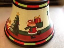 Yankee candle the night before Christmas small  shade
