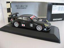 2005 Porsche 996 911 GT3 RS Limited Editon of only 2,544 1:43 Minichamps Le Mans