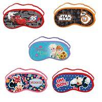 Disney Kids Sleep Eye Mask with Elastic Strap Frozen Minnie Frozen Cars Mickey