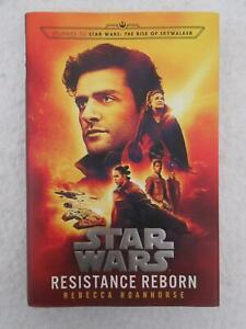 Rebecca Roanhorse STAR WARS RESISTANCE REBORN Rise of Skywalker Del Rey 1st Ed.
