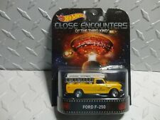 Hot Wheels Retro Entertainment Close Encounters  Yellow Ford F-250