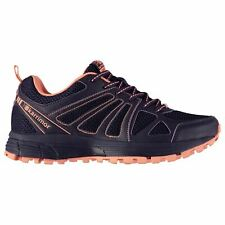 Karrimor Womens Caracal Trail Running Shoes Low Top Lace Up Trainers Mesh Panels