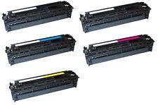 5 TONER PER HP LASERJET PRO 200 color m276n m276nw cf210a/x-213a 131a