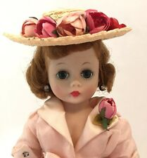 Vintage Madame Alexander CISSETTE Doll Red Hair in Outfit 838 Complete