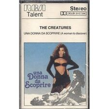 THE CREATURES - Una donna da scoprire A woman to discovery - MC OST SEALED