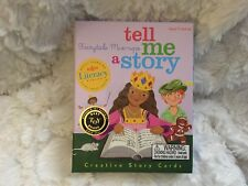 eeBoo Fairytale Mix-ups, Tell Me A Story Creative Cards, 3+, Best Toy Award! EUC