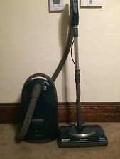 Kenmore Progressive 360 116 Green Canister Vacuum With Attachments