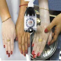 La Milee Volcanic Mud Shower Gel Whole Body Wash Fast Whitening Deep Clean Skin