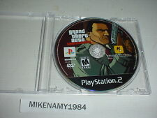 GRAND THEFT AUTO: LIBERTY CITY STORIES game disc in case - Playstation 2 PS2