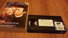 KATE & LEOPOLD -  MEG RYAN - HUGH JACKMAN -  VHS VIDEO