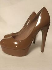 Unbranded Patent Leather Court Slim Heels for Women